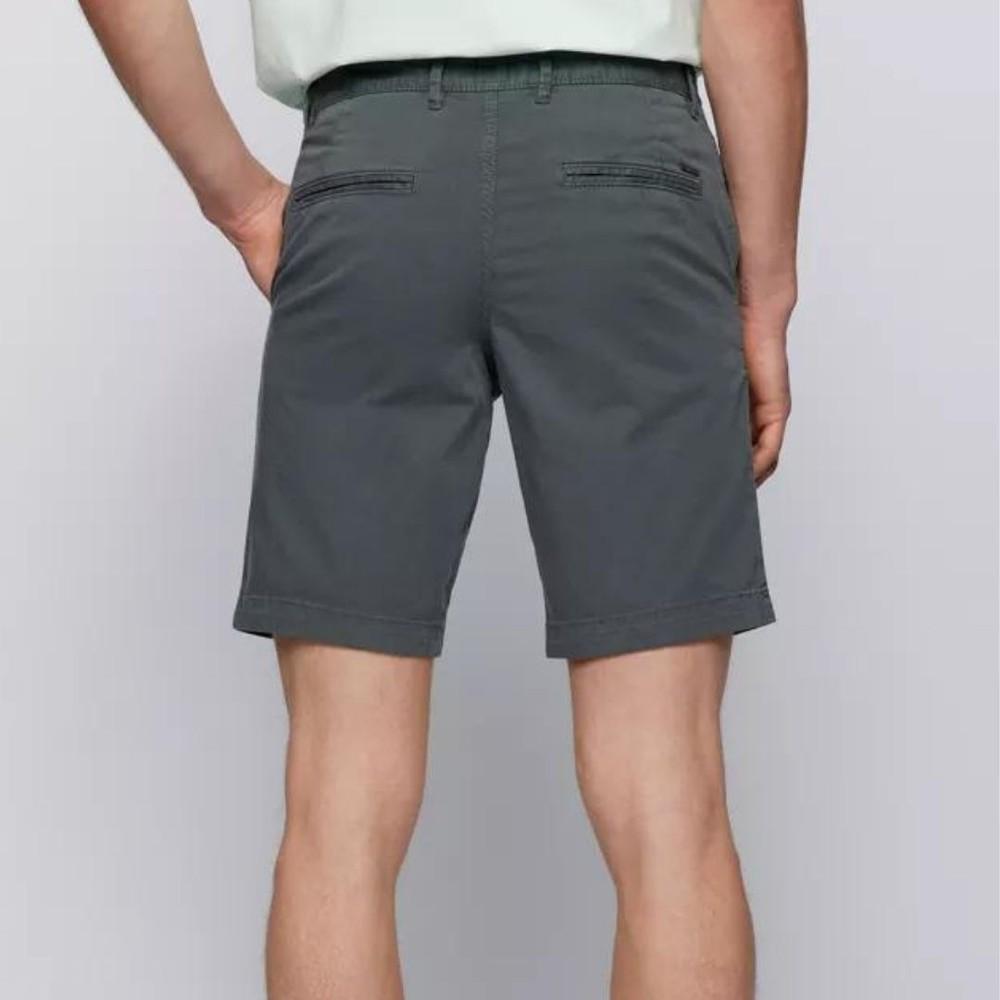 Hugo Boss Schino-Slim Fit Shorts Khaki