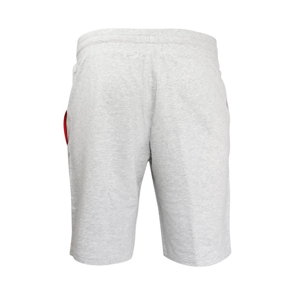 Emporio Armani Red Tape Sweat Shorts Grey
