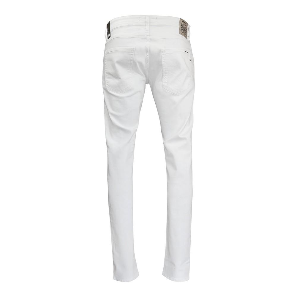 Replay Willbi Stretch Bull Denim Jeans White