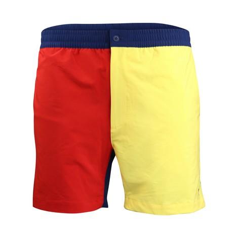 Ralph Lauren Menswear Multi Colour Swim Shorts
