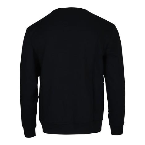 Emporio Armani Crew Neck Logo Sweatshirt