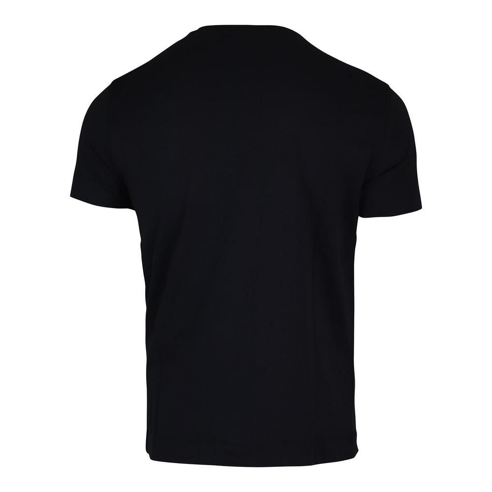 Emporio Armani Eagle Graphic Crew Neck T-Shirt Navy