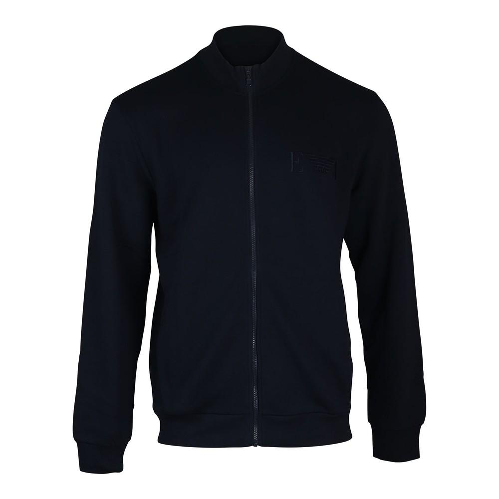 Emporio Armani Sweater L/S W/Zip + Trousers Navy