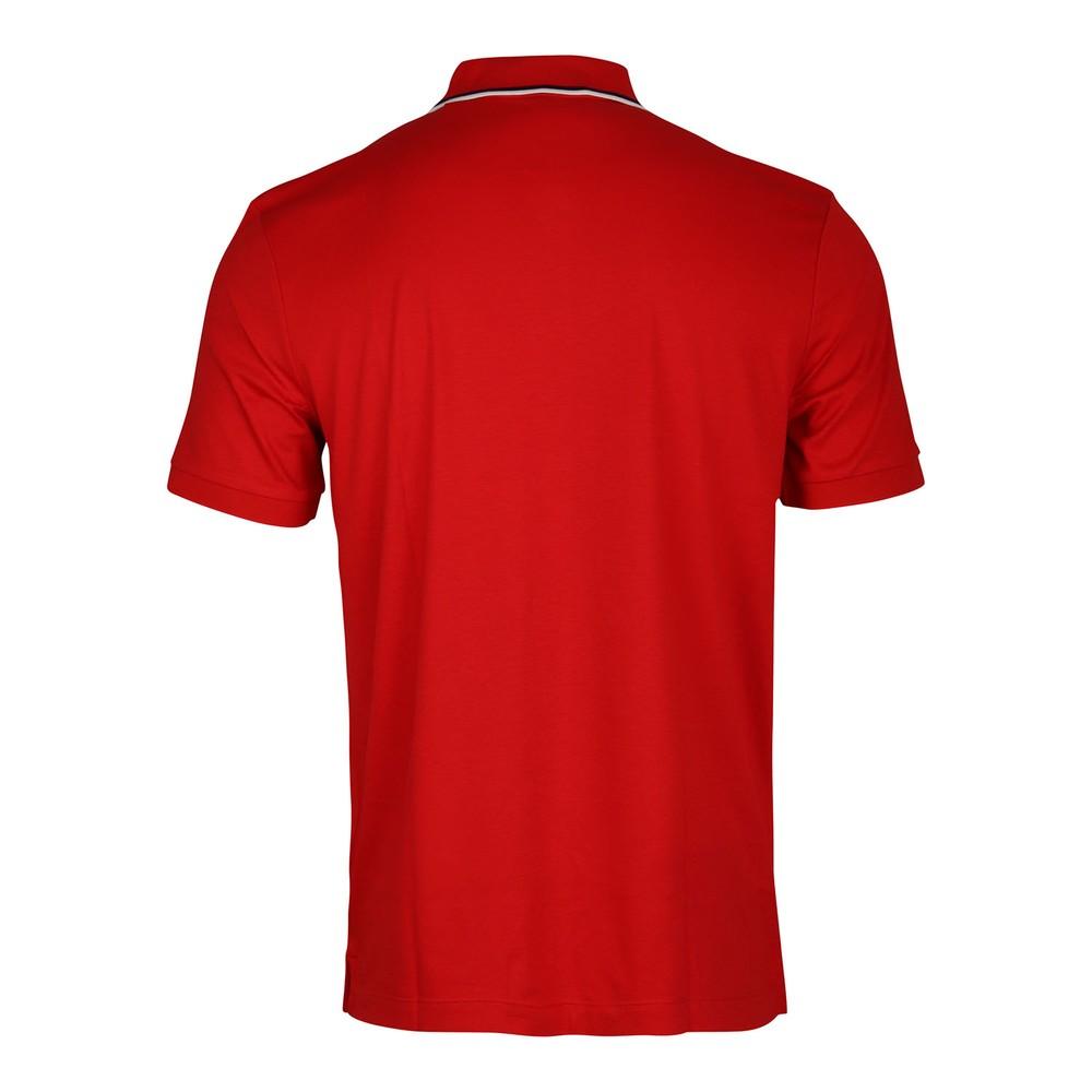 Hugo Boss Parlay 104 Polo Shirt Red