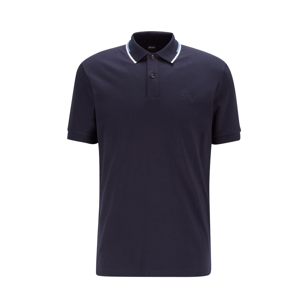 Hugo Boss Parlay 104 Polo Shirt Dark Blue
