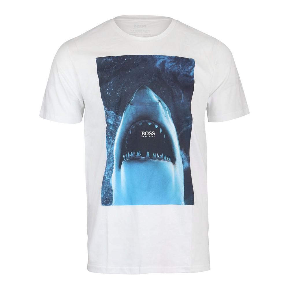 Hugo Boss TNoah 1 T-Shirt White