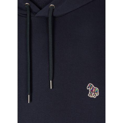 PS Paul Smith Men's Cotton Zebra Logo Hoodie