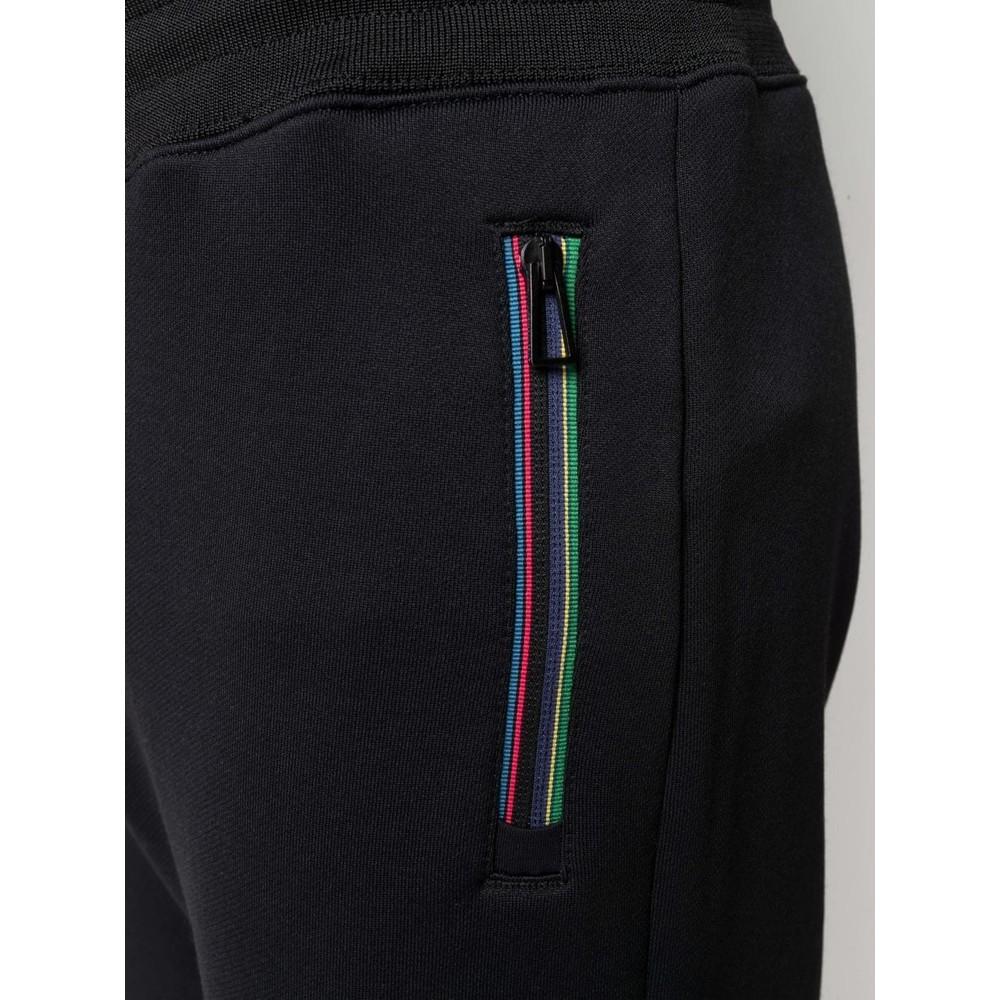 PS Paul Smith Men's Slim Fit Sweatpants Black