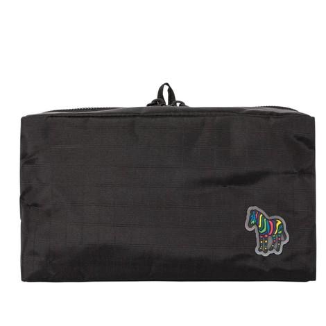 PS Paul Smith Men's Zebra Logo Fold Out Wash Bag