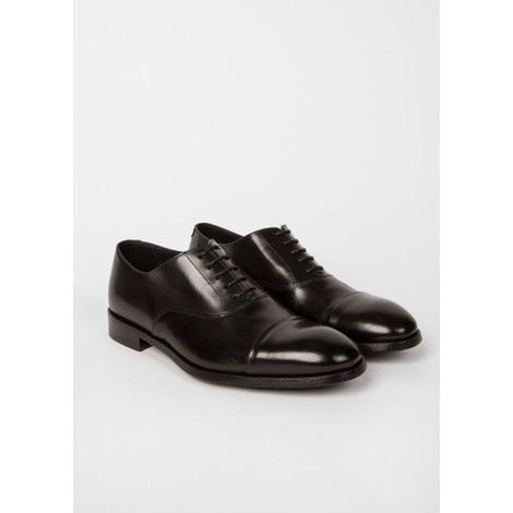 Paul Smith 'Brent' Oxford Shoes With 'Signature Stripe' Details