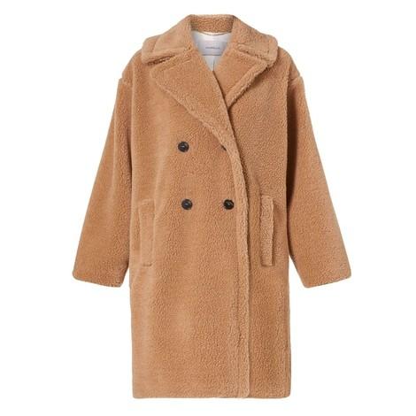 Marella Perak Teddy Coat