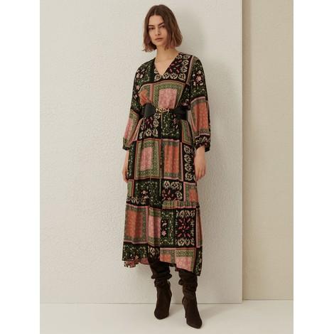 Marella Scozia Crepe Dress