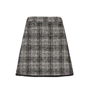 Marella Pontiac Short Check Skirt