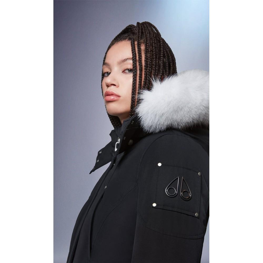 Moose Knuckles Women's Sunwapta Parka Black