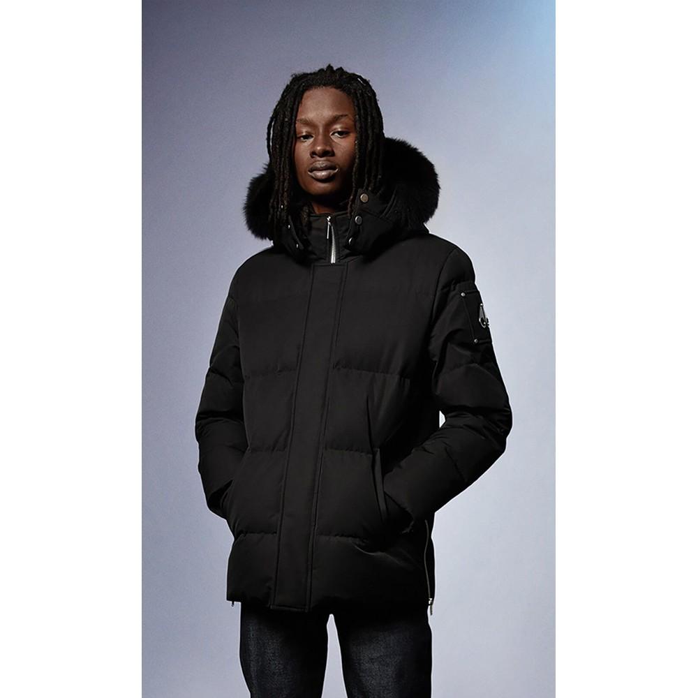 Moose Knuckles Richardson Jacket Black