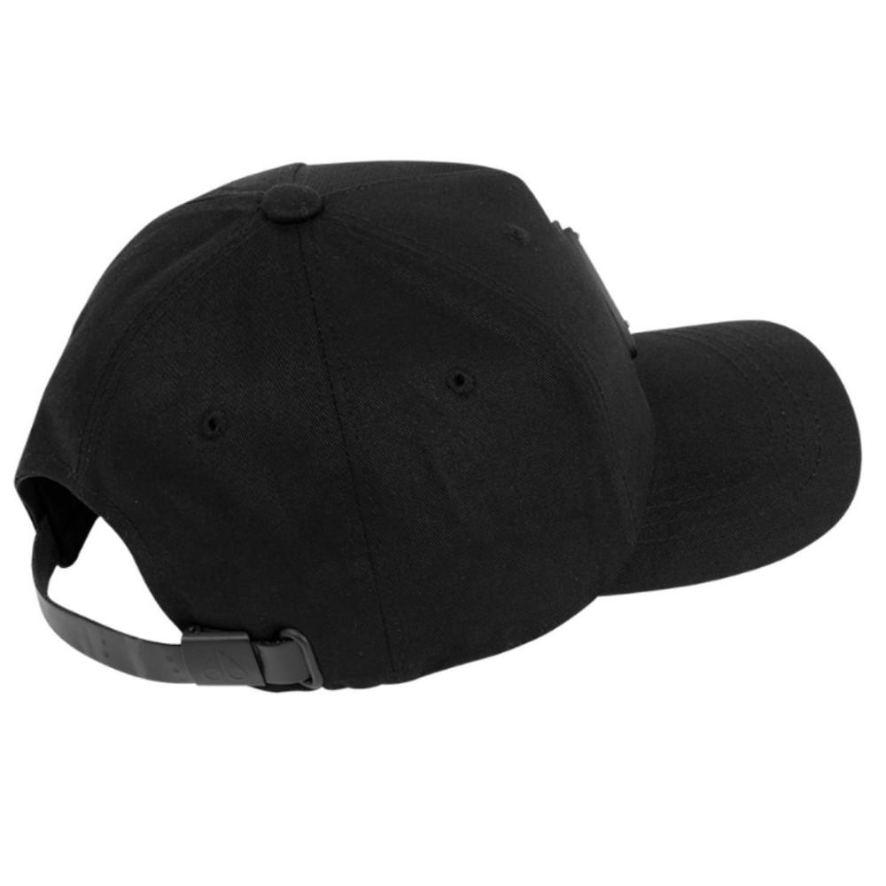 Moose Knuckles Logo Icon Cap Nickel Black/Grey