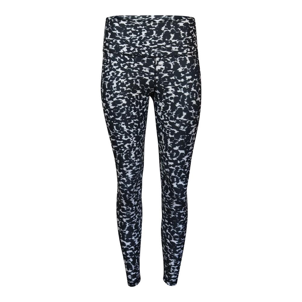 Lowey Eleven Activewear Pinto Leggings Black & White