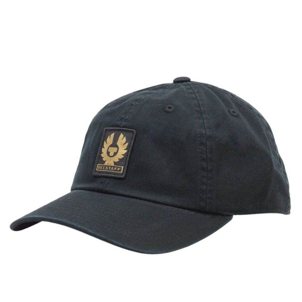 Belstaff Phoenix Logo Cap Black