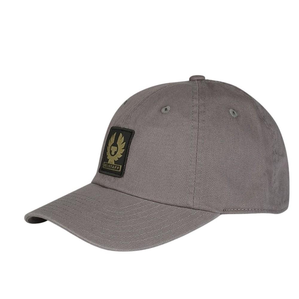 Belstaff Phoenix Logo Cap Grey