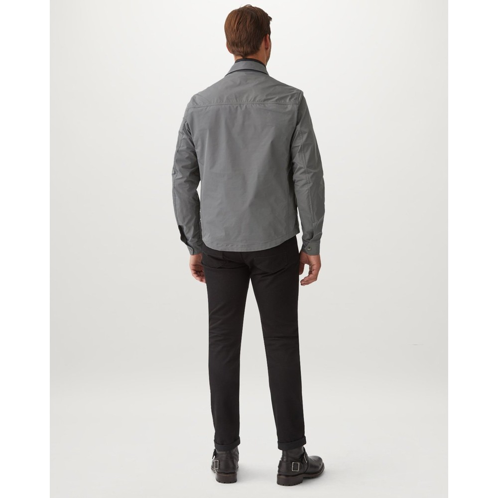 Belstaff Wayfare Overshirt Jacket Granite
