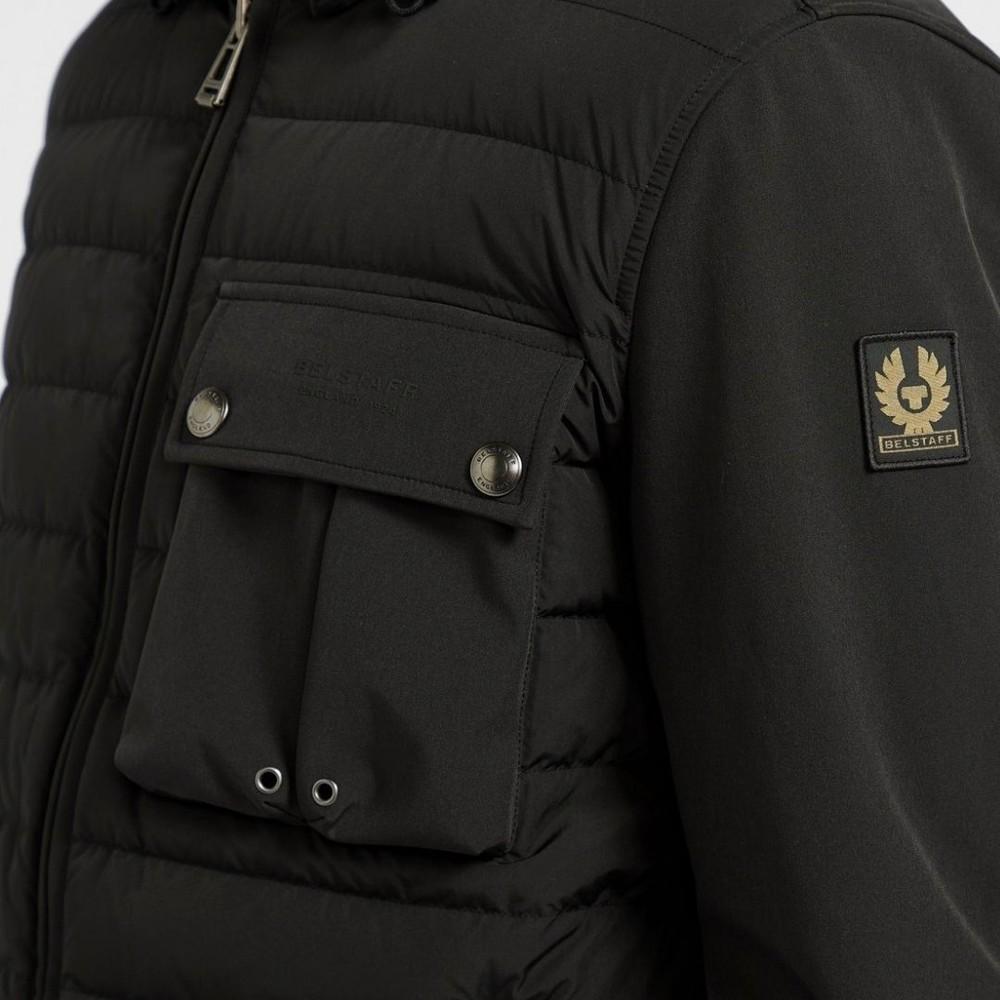 Belstaff Wing Hibrid Jacket Black