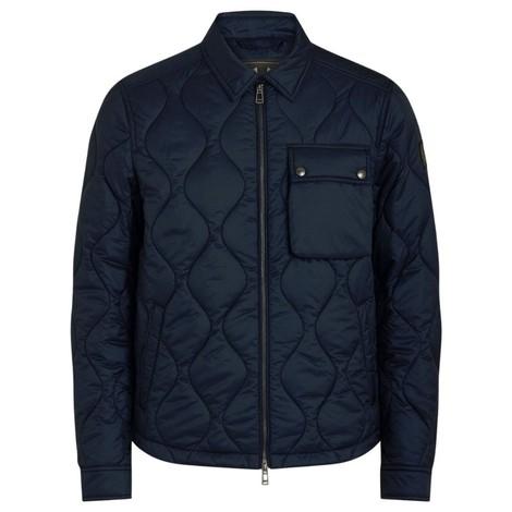 Belstaff Wayfare Quilt Jacket in Navy