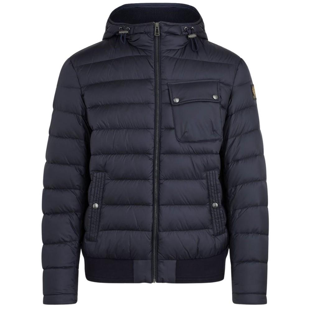 Belstaff Streamline Jacket Navy