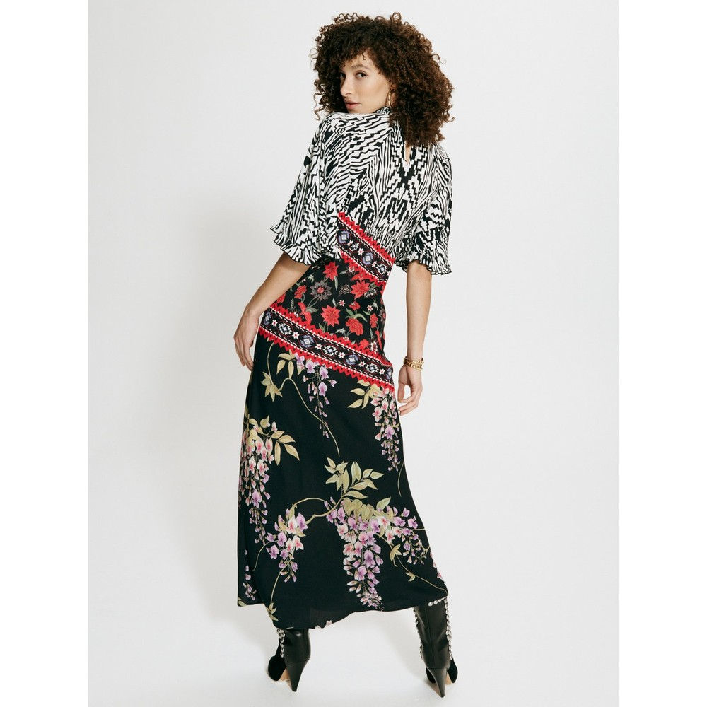 Hayley Menzies Clemmie Maxi Dress Multicoloured