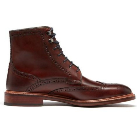 Oliver Sweeney Carnforth Leather Brogue Boots