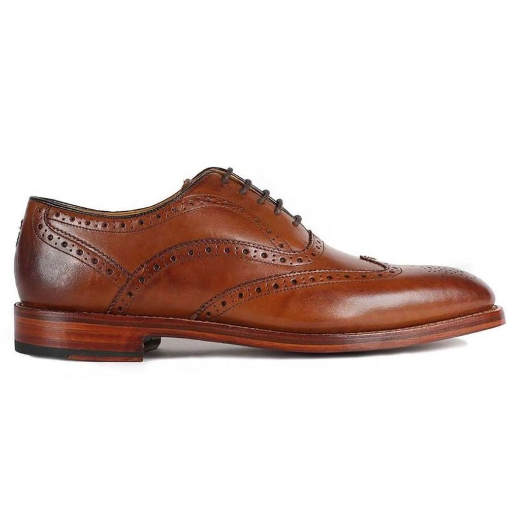 Oliver Sweeney Aldeburgh Formal Shoes Brown
