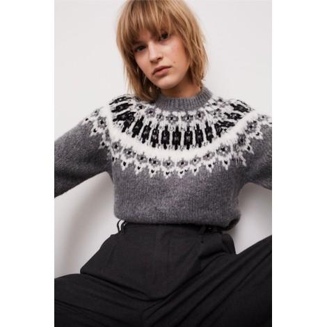 Set Fairisle Knit