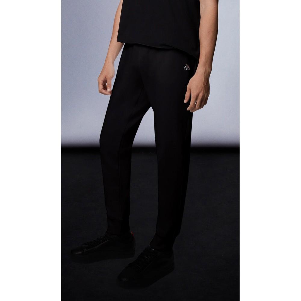 Moose Knuckles Lennard Sweatpants Black
