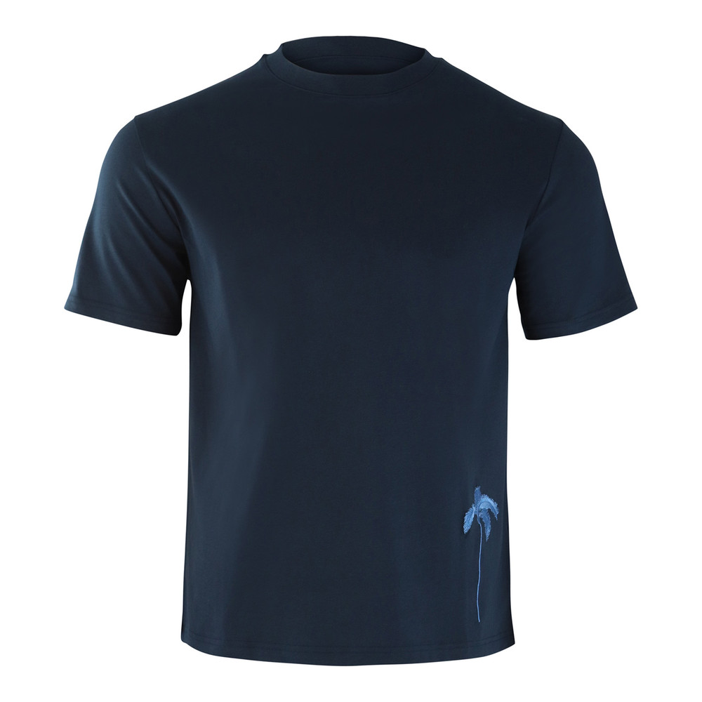 J.Lindeberg Dale Distinct Cotton Tee Navy