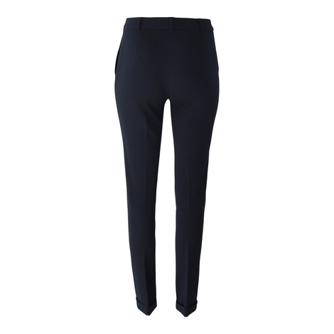 Maxmara Studio Trousers with Turn Ups