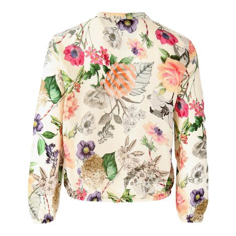 Marella Longsleeve Floral Blouse