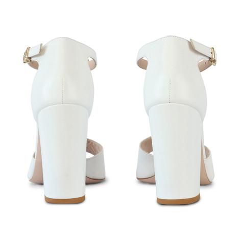Aristocrat Peep Toe T-Bar Shoe