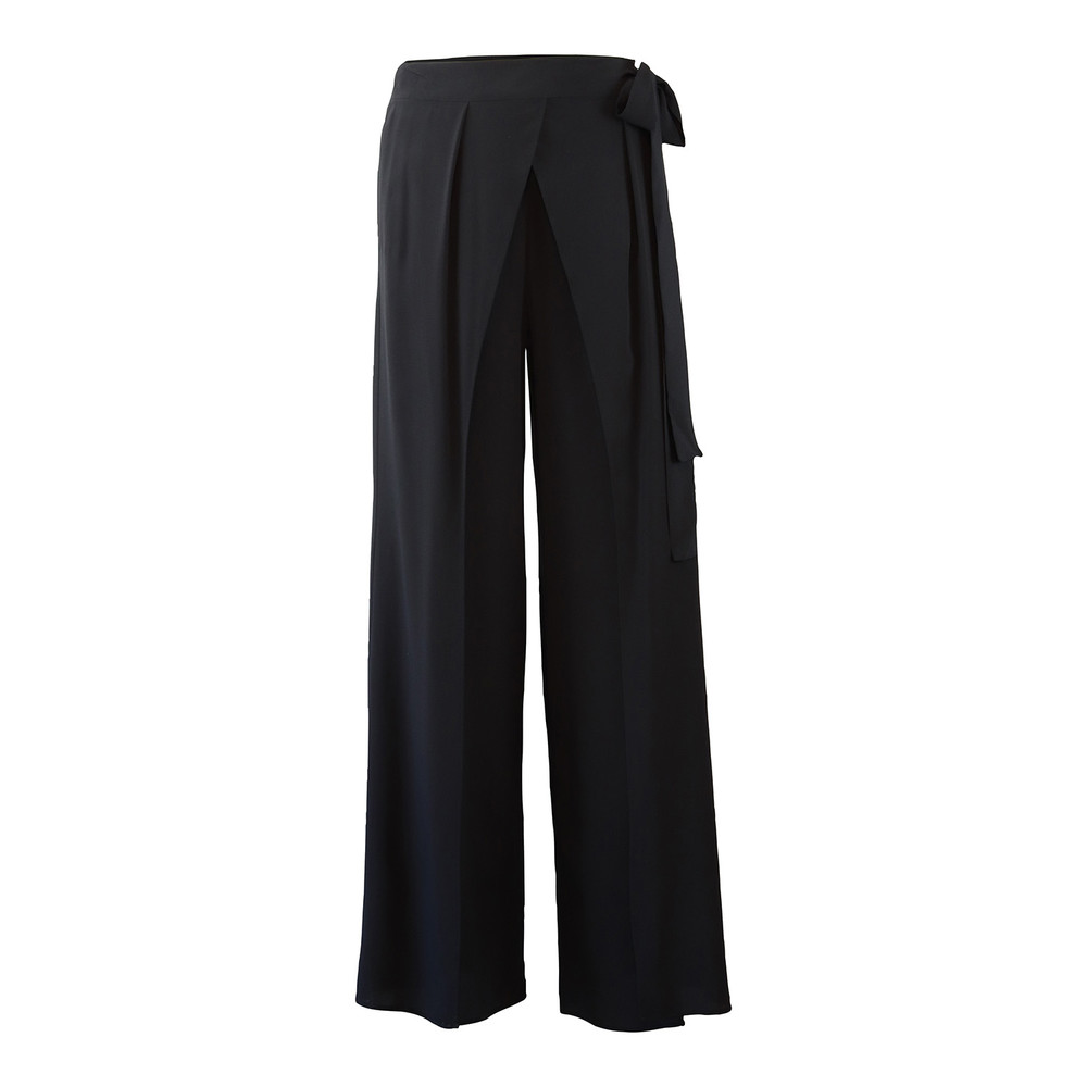 Marella Evening Trouser Black