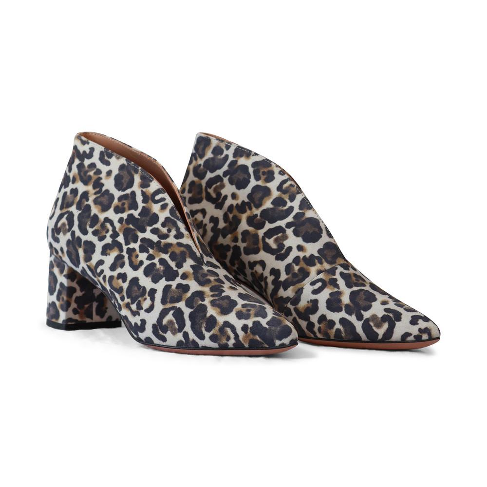 Aristocrat Animal Print Shoe Boot Animal Print