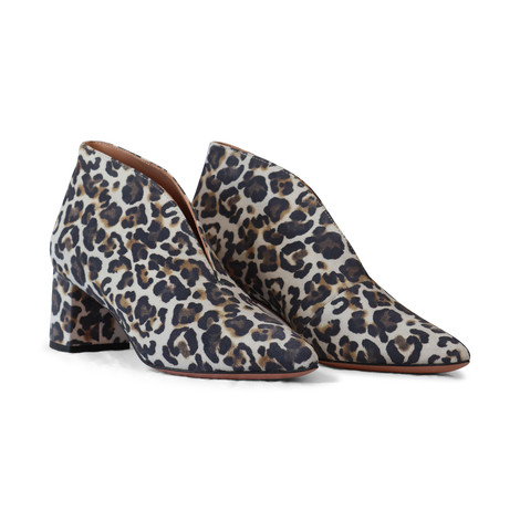 Aristocrat Animal Print Shoe Boot
