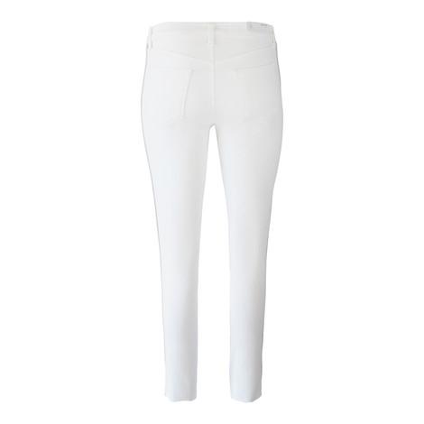 J Brand Alana High Rise Crop Skinny Borderline Jean