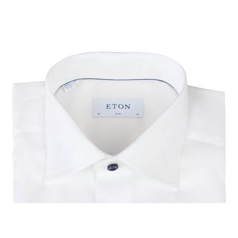 Eton Slim Fit Eton White Shirt