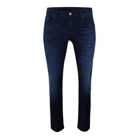 7 For All Mankind Slimmy Weightless Kuta Dark Blue