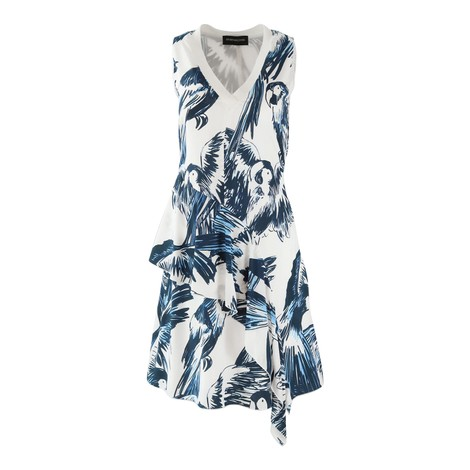 Sportmax Code Parrot Dress