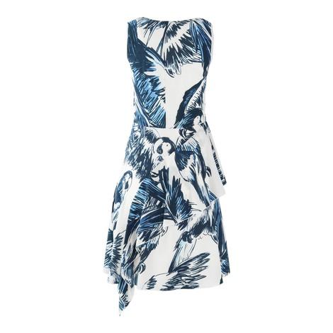 Sportmax Code Parrot Dress