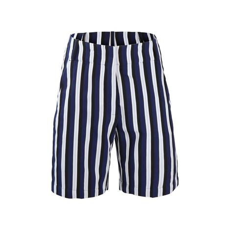 Sportmax Code Stripe Short