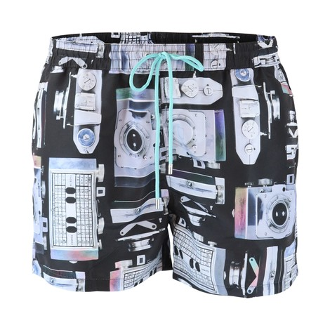 PS Paul Smith Camera Swim Short