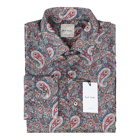 Paul Smith Gents S/C Slim Shirt