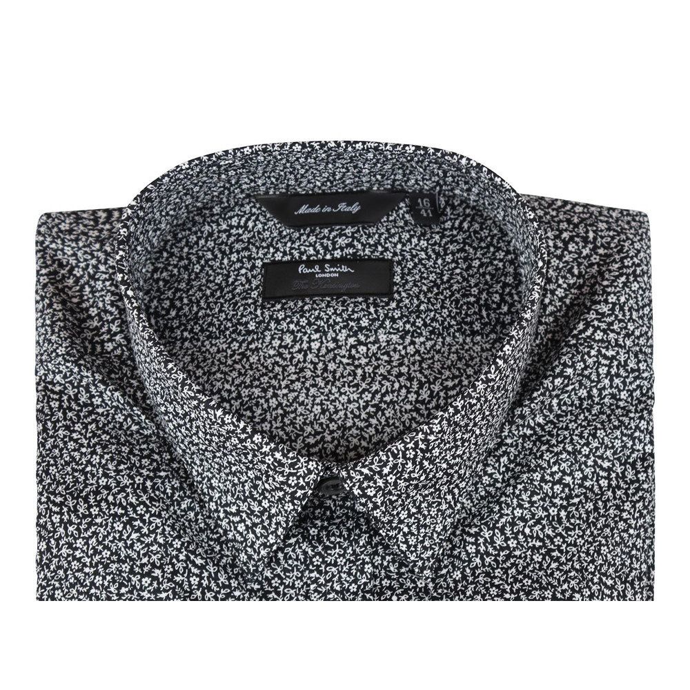 Paul Smith Gents S/C Tailored Shirt Navy