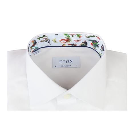 Eton Contemporary Poplin Shirt