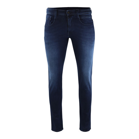 Replay Anbass Dark Indigo Power Stretch Jean